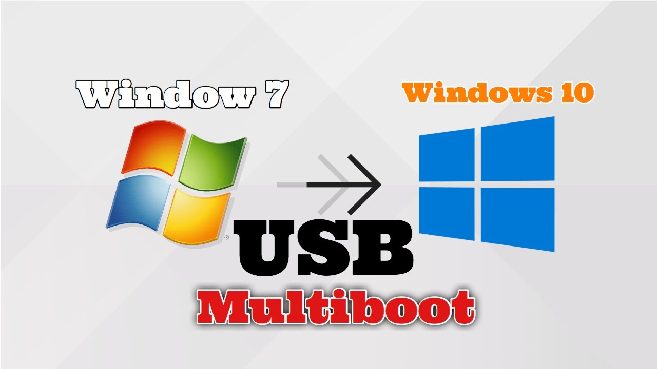 create a bootable USB flash drive