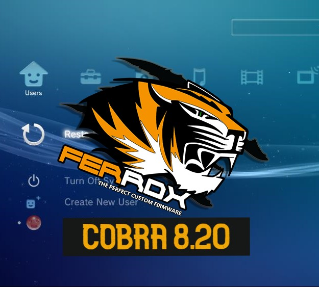 CFW 4.86 Ferrox Cobra